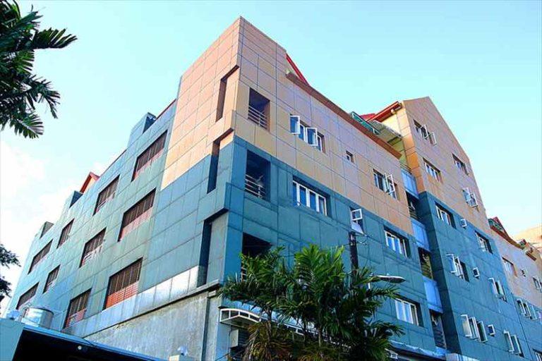 フィリピン・セブの語学学校(cij-premium外観)