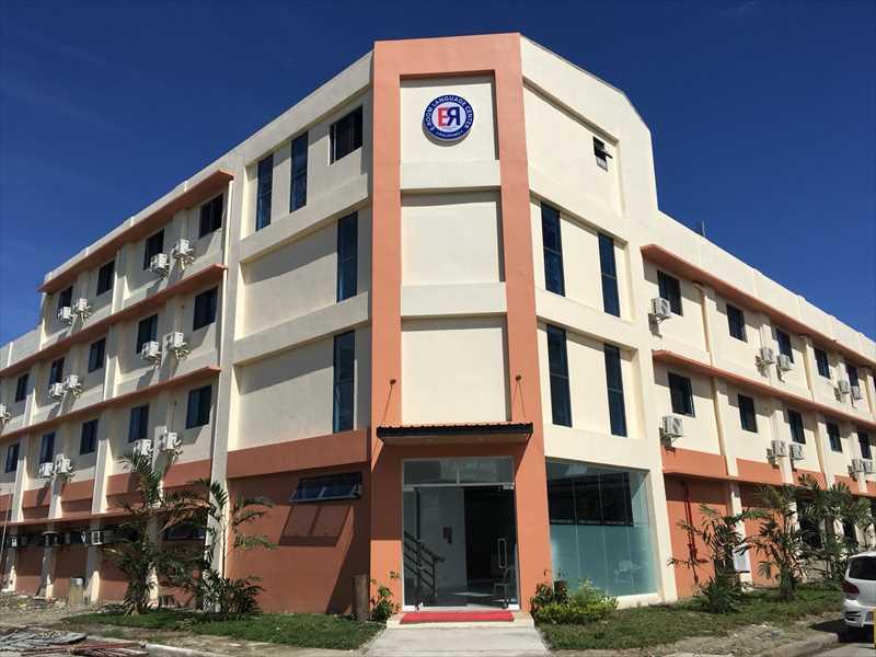 フィリピン・バコロドの語学学校eroom校舎