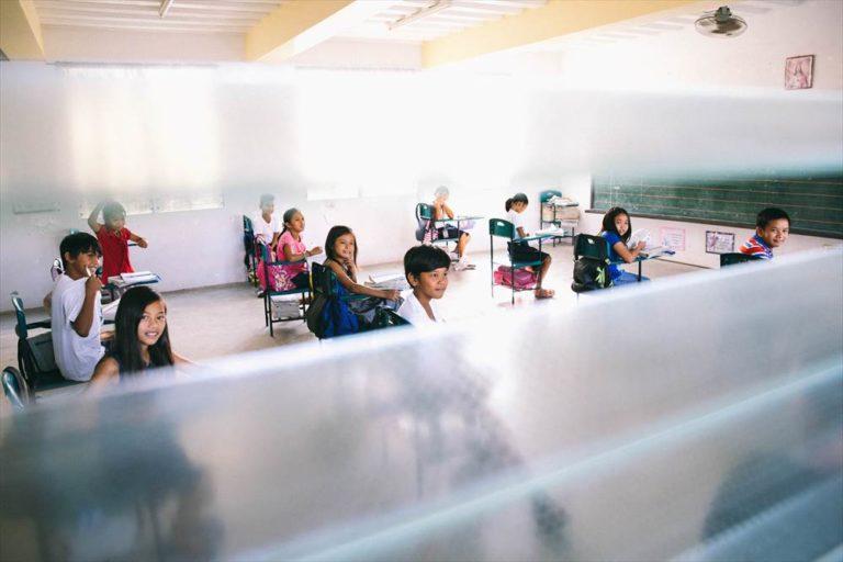 フィリピンの学校